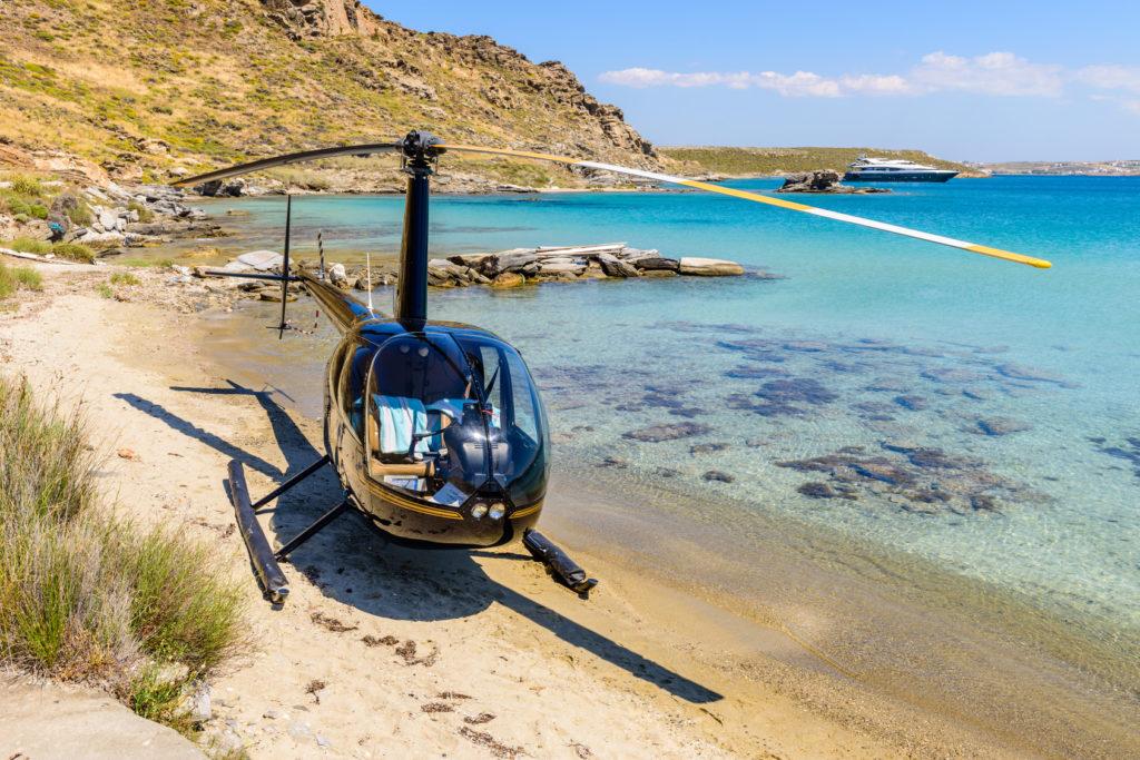 С иной точки зрения: любуемся Францией из вертолета