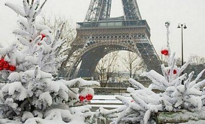 Франция: Париж